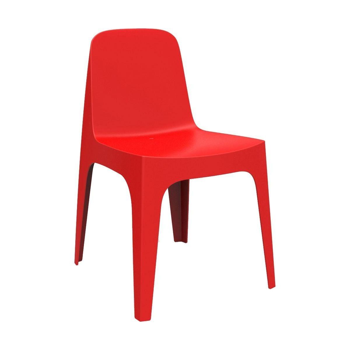 solid chair vondom. Black Bedroom Furniture Sets. Home Design Ideas