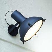 Nemo - Projecteur 165 Wand-/Deckenleuchte - nachtblau/matt/H 16cm/Ø 17cm/ohne Leuchtmittel