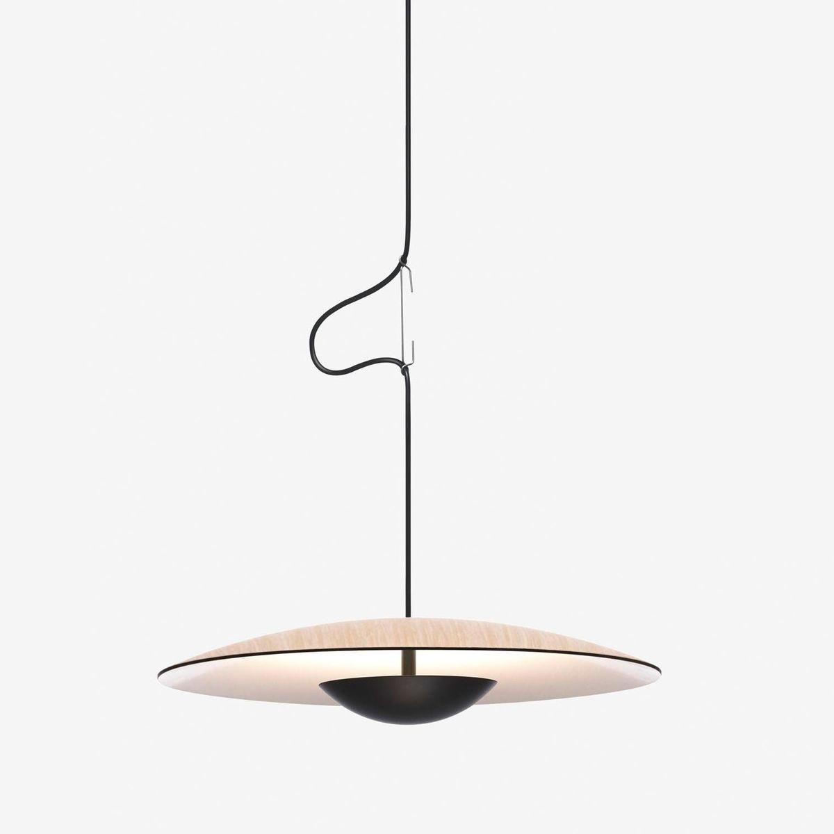 ginger led suspension lamp marset. Black Bedroom Furniture Sets. Home Design Ideas