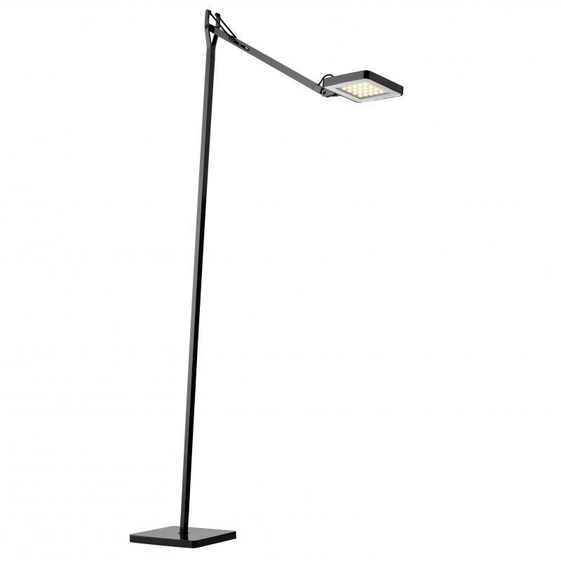 kelvin led f floor lamp flos. Black Bedroom Furniture Sets. Home Design Ideas