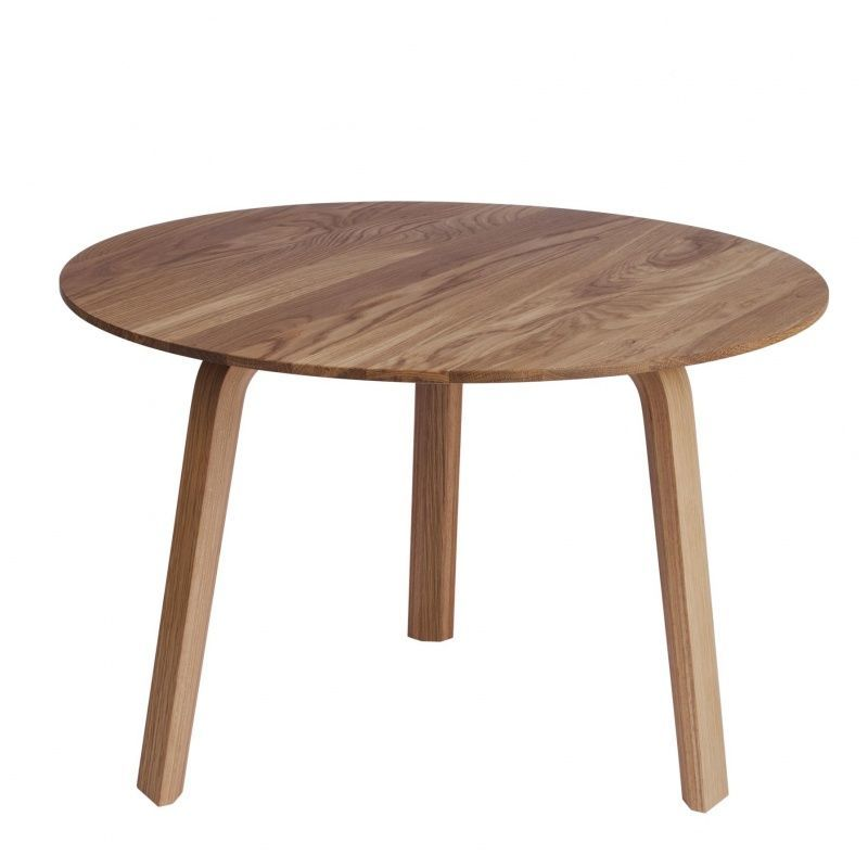 bella coffee table 60cm hay