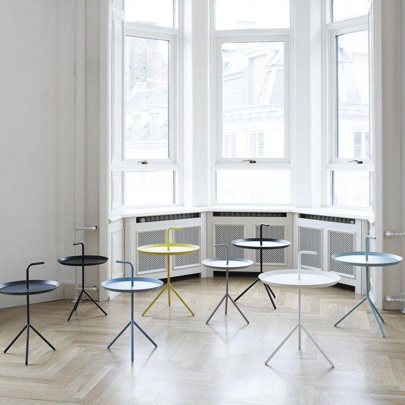 dlm xl beistelltisch hay. Black Bedroom Furniture Sets. Home Design Ideas