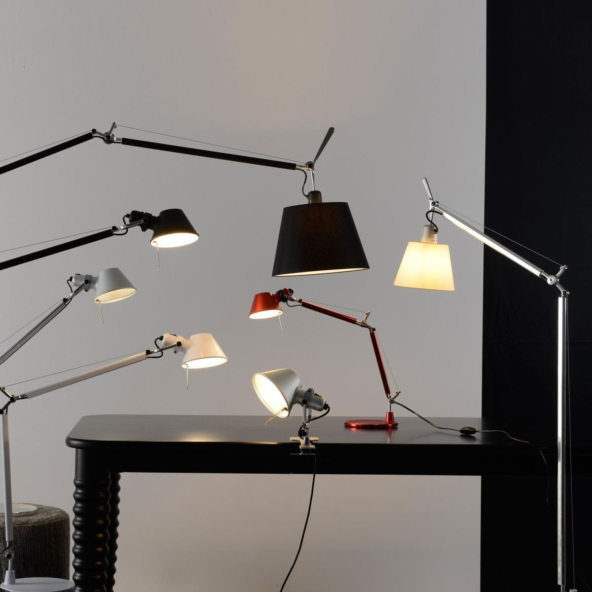 tolomeo micro tavolo table lamp artemide. Black Bedroom Furniture Sets. Home Design Ideas