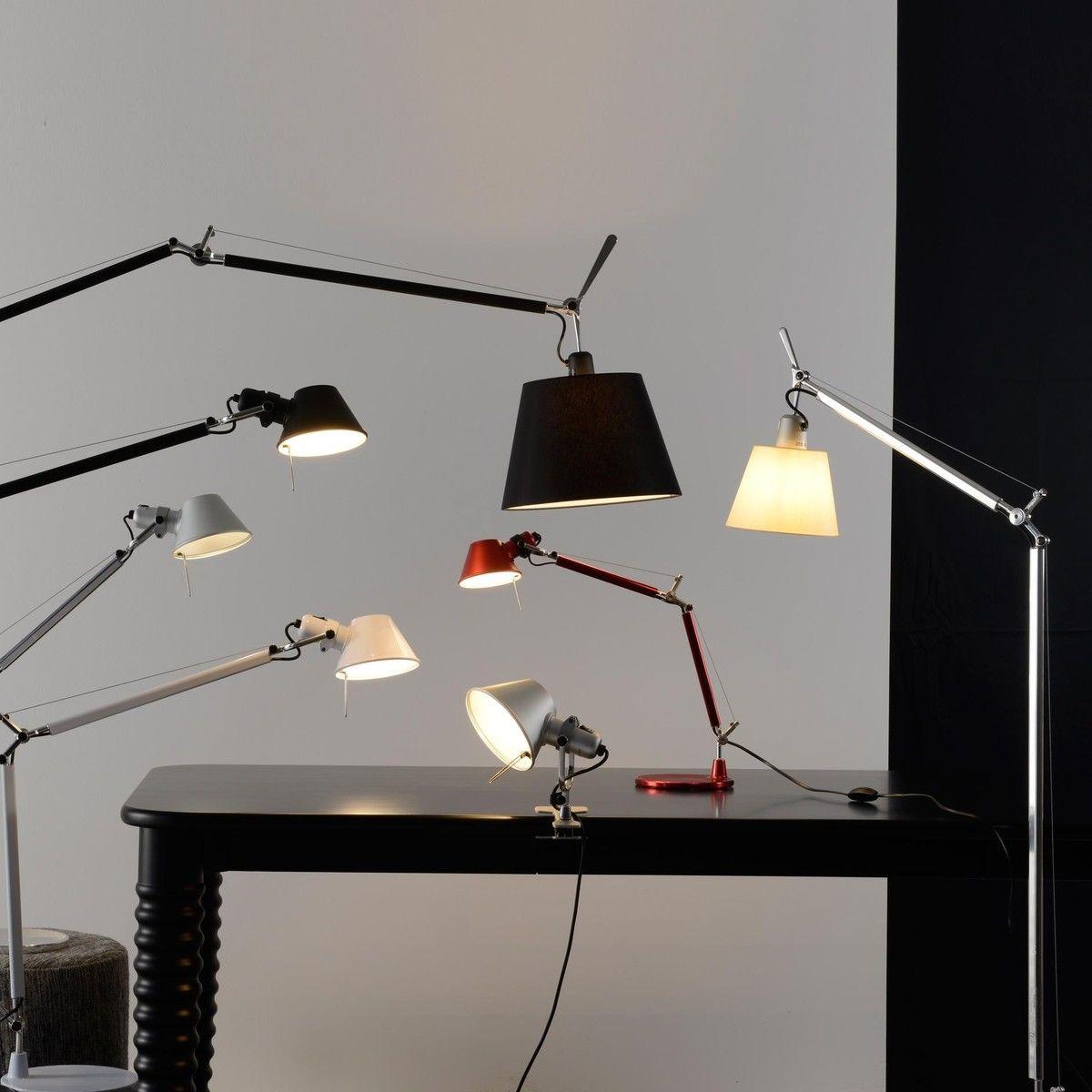 tolomeo micro tavolo tischleuchte artemide. Black Bedroom Furniture Sets. Home Design Ideas