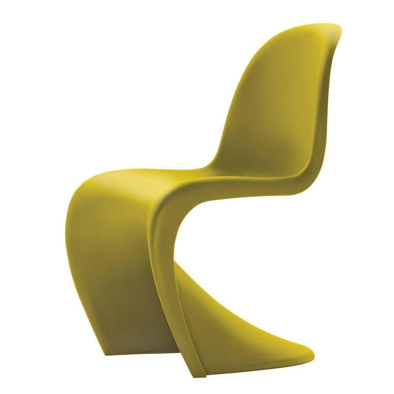 Panton chair stuhl vitra for Panton stuhl replik