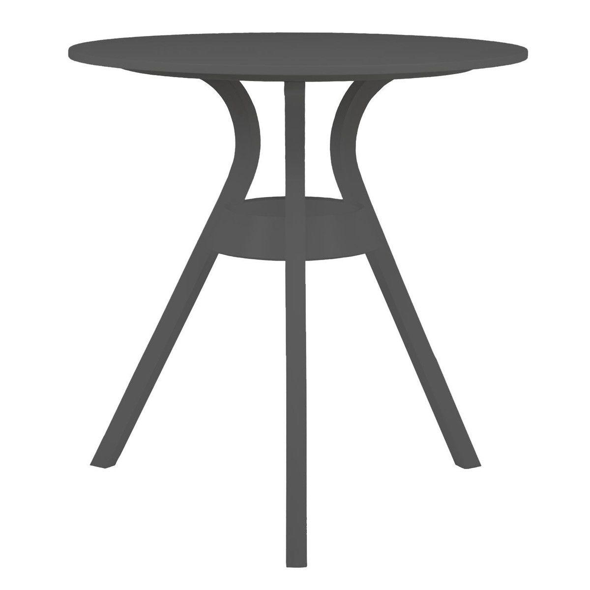 thonet 1403 bistrotisch 60cm thonet. Black Bedroom Furniture Sets. Home Design Ideas