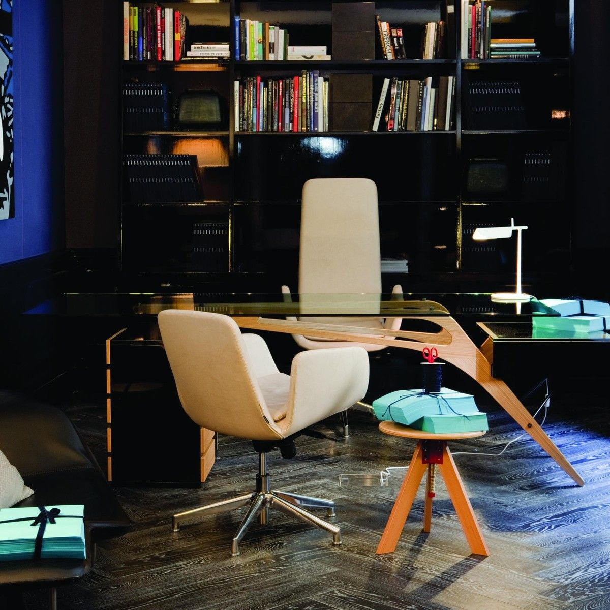 Cavour Schreibtisch | Zanotta | AmbienteDirect.com