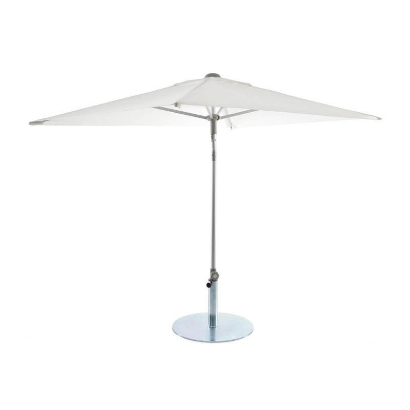 elba parasol rectangulaire jan kurtz. Black Bedroom Furniture Sets. Home Design Ideas