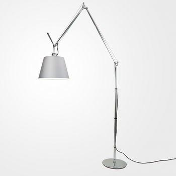 tolomeo mega terra vloerlamp met dimmer artemide. Black Bedroom Furniture Sets. Home Design Ideas