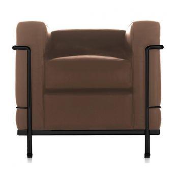 le corbusier lc2 armchair cassina. Black Bedroom Furniture Sets. Home Design Ideas