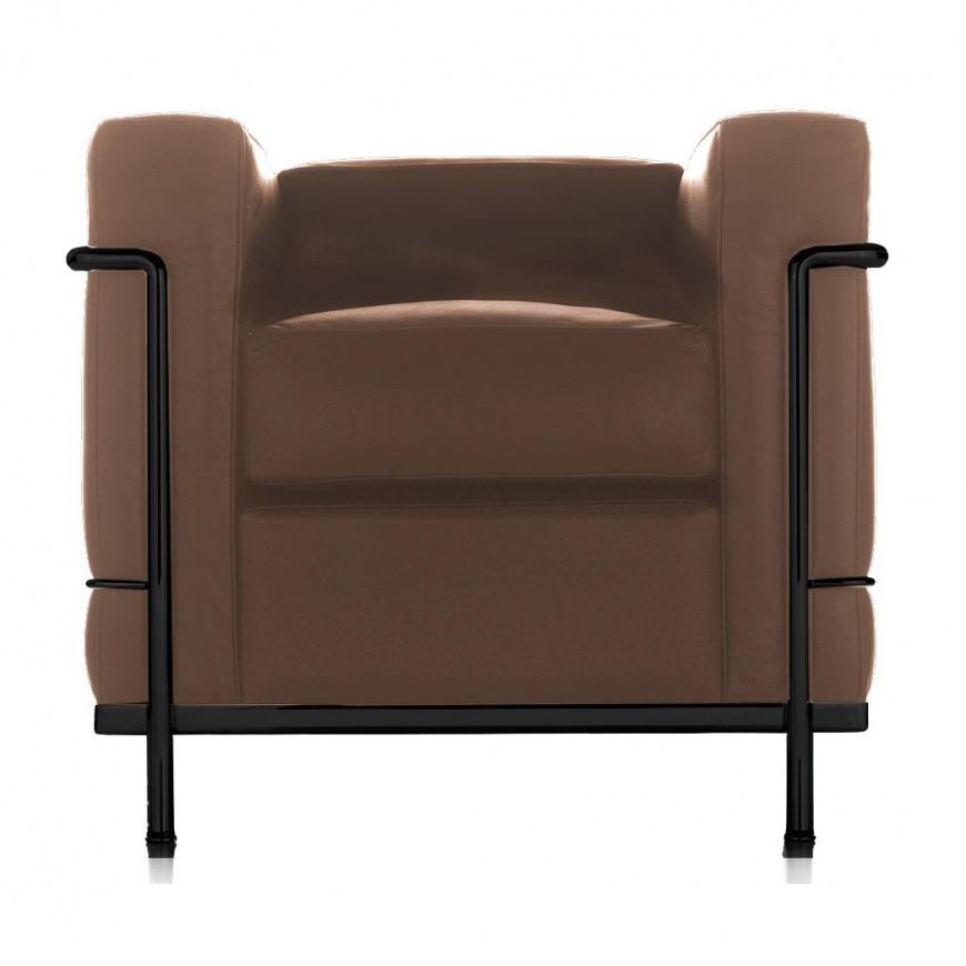 Le Corbusier Lc2 Fauteuil Cassina Ambientedirect Com