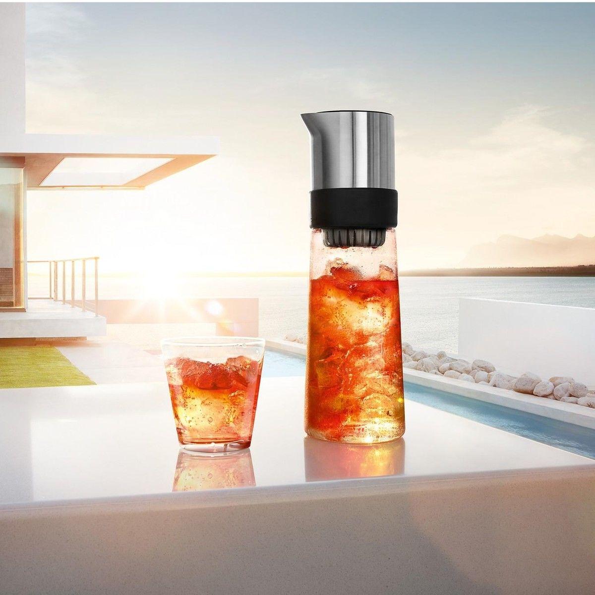 tea jay on the rocks ice tea maker blomus. Black Bedroom Furniture Sets. Home Design Ideas