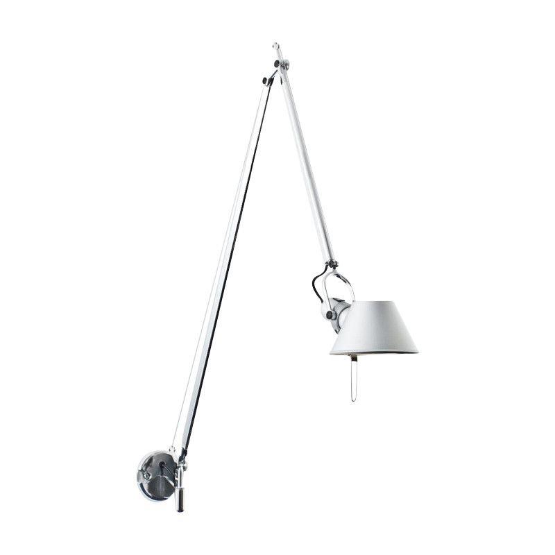 tolomeo braccio parete wall lamp artemide. Black Bedroom Furniture Sets. Home Design Ideas