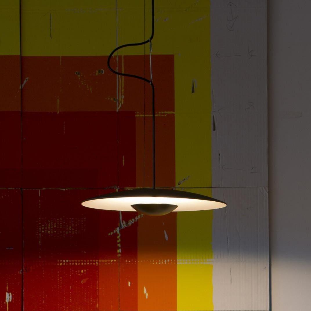 Ginger led suspension lamp marset for Suspension a 3 lampes