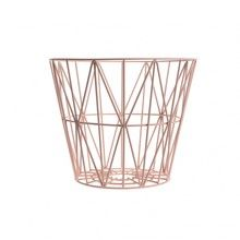 ferm LIVING - Wire Drahtkorb Small