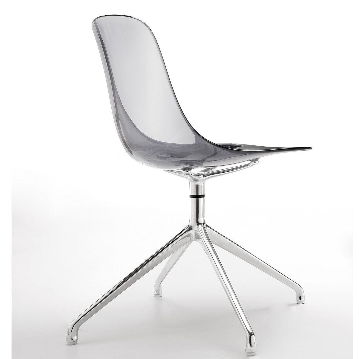 pure loop stuhl mit sternfu infiniti. Black Bedroom Furniture Sets. Home Design Ideas