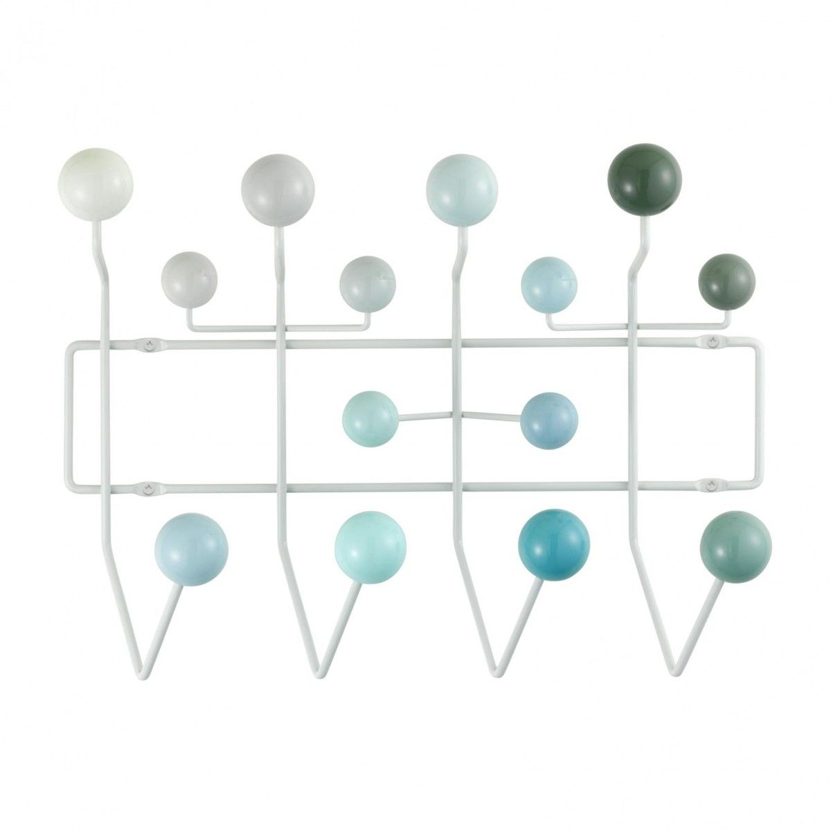 hang it all garderobe vitra. Black Bedroom Furniture Sets. Home Design Ideas