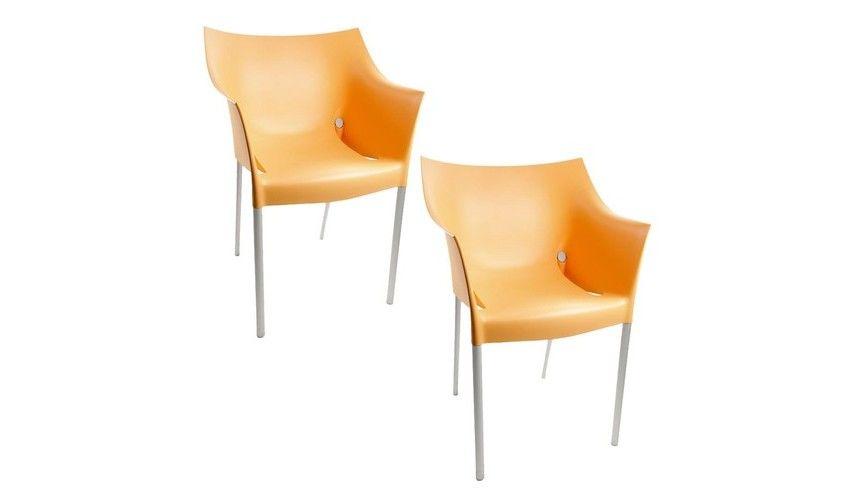 dr no stuhl set kartell. Black Bedroom Furniture Sets. Home Design Ideas