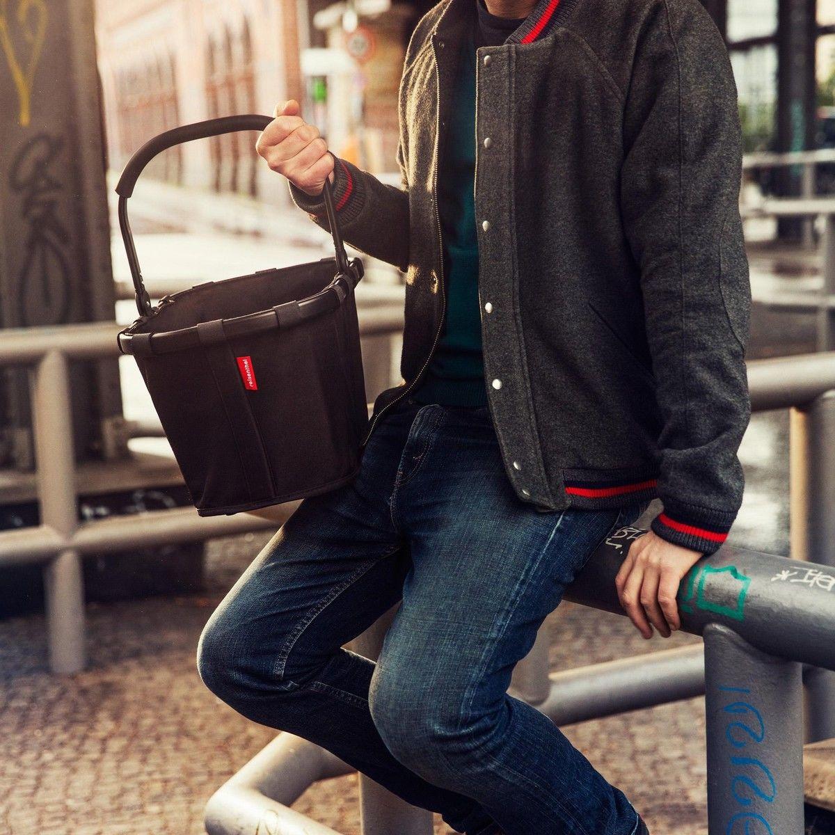 Reisenthel carrybag frame einkaufskorb reisenthel for Vitra stuhl kopie