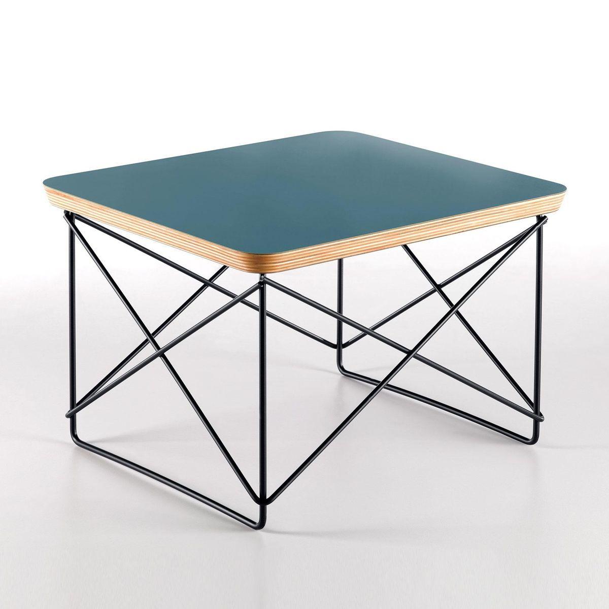 Occasional table ltr basic dark beistelltisch vitra for Design couchtisch vitra