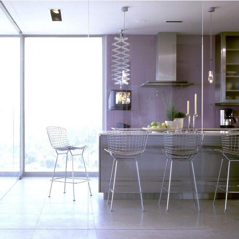 bertoia tabouret de bar knoll international. Black Bedroom Furniture Sets. Home Design Ideas