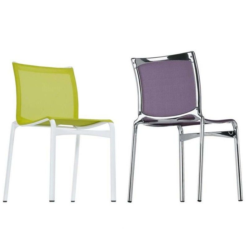 441 Bigframe Chair Chrome Alias Ambientedirect Com