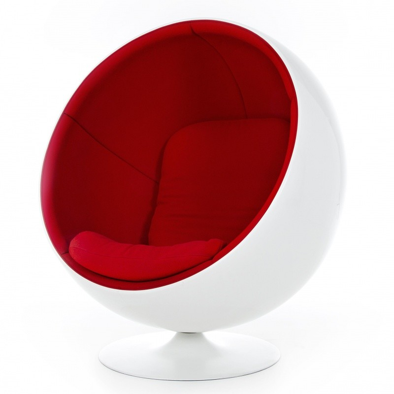 Ball Chair Lounge Sessel Adelta Ambientedirect Com