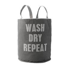 Bloomingville - Wash Dry Repeat Wäschesack