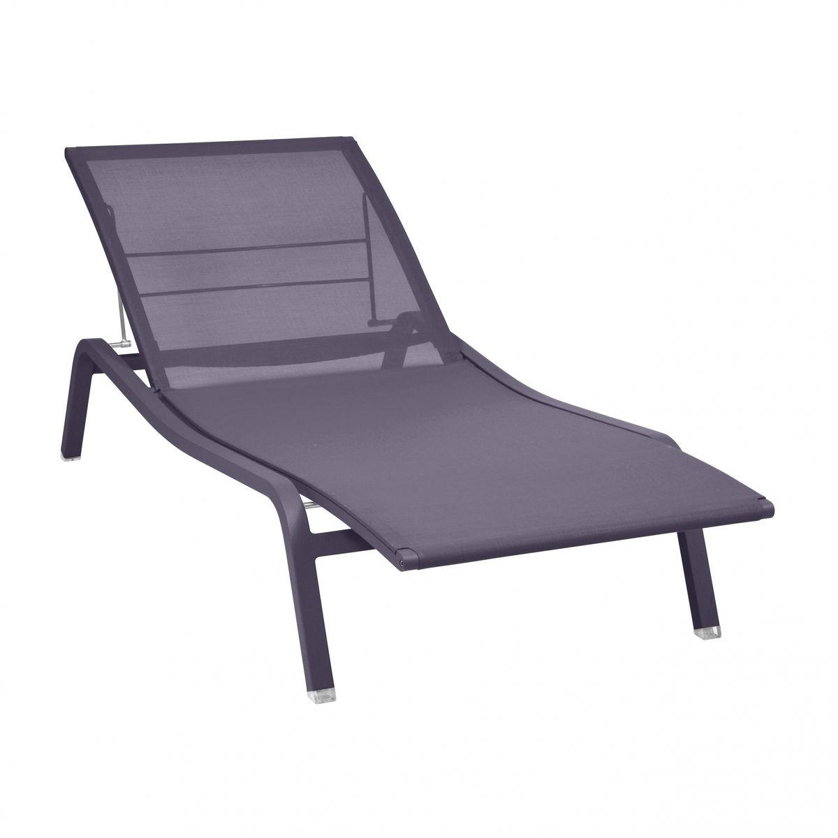 aliz bain de soleil fermob. Black Bedroom Furniture Sets. Home Design Ideas