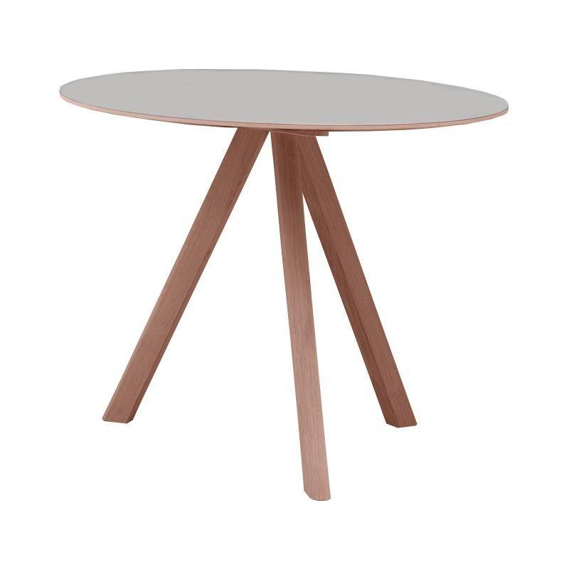 Copenhague cph20 table 90cm hay - Table copenhague bouroullec ...