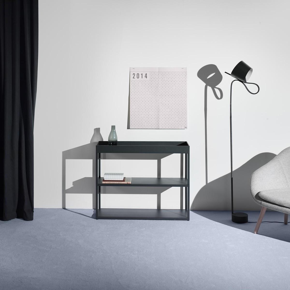 new order regal mit tray hay. Black Bedroom Furniture Sets. Home Design Ideas