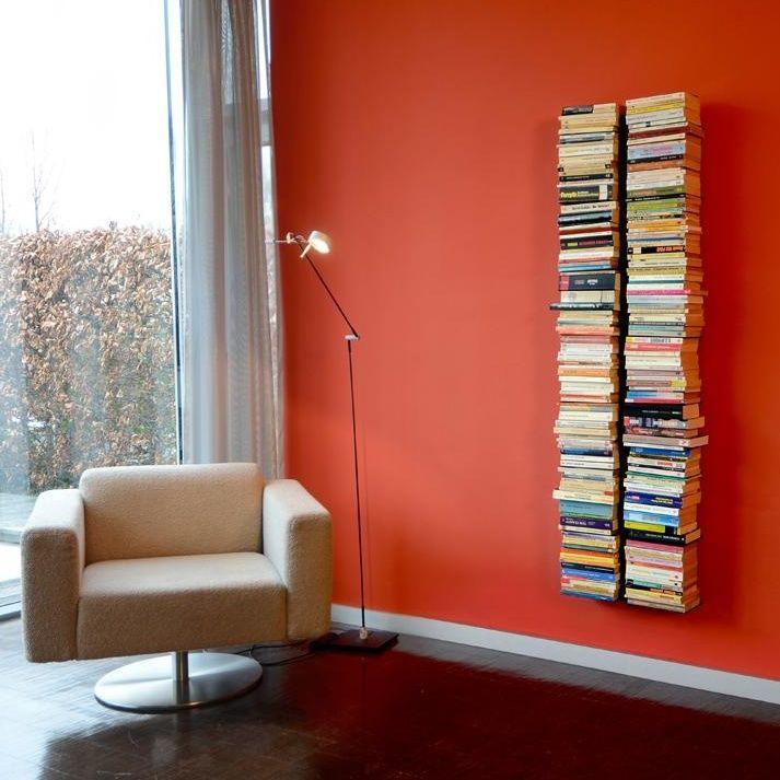 booksbaum wandregal gro radius. Black Bedroom Furniture Sets. Home Design Ideas