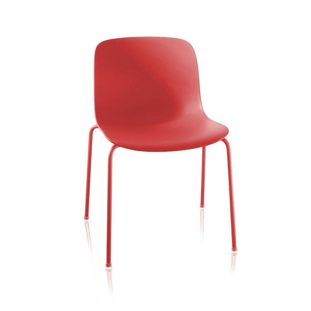Magis troy chaise de jardin magis - Chaise de jardin rouge ...