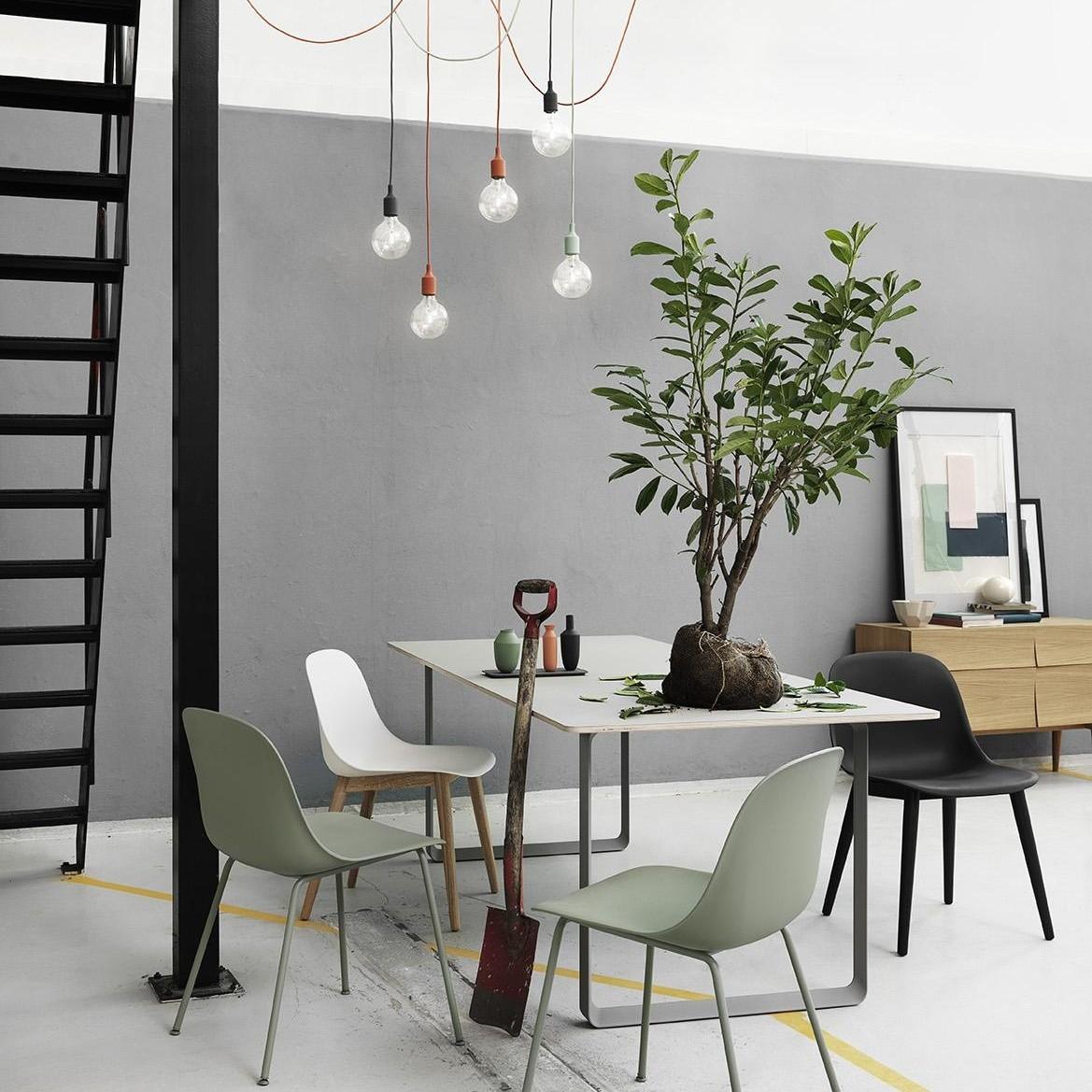 e27 suspension muuto. Black Bedroom Furniture Sets. Home Design Ideas
