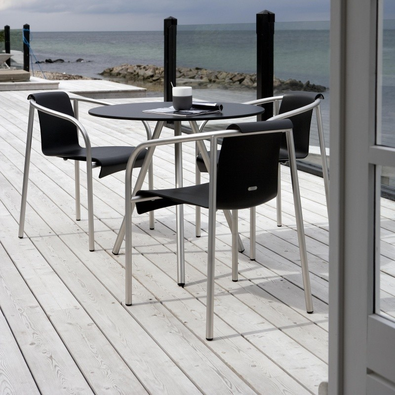 ocean gartenstuhl mit armlehne skagerak. Black Bedroom Furniture Sets. Home Design Ideas