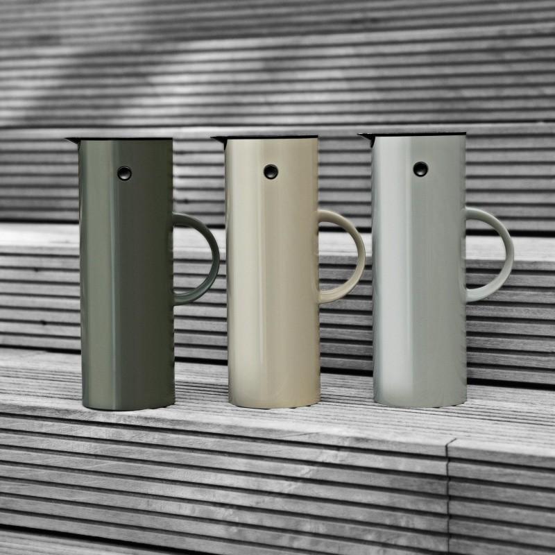 stelton em77 vacuum jug 1l stelton. Black Bedroom Furniture Sets. Home Design Ideas