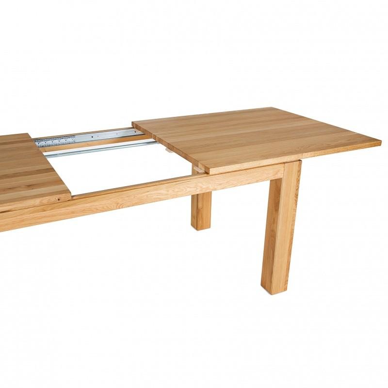 Flex Adjustable Wood Dining Table Adwood