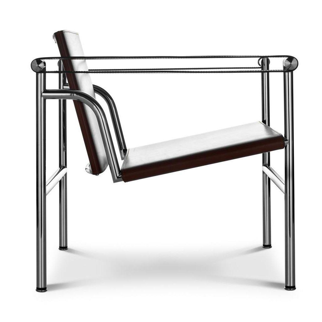 Le Corbusier Lc1 Small Armchair Cassina Ambientedirect Com
