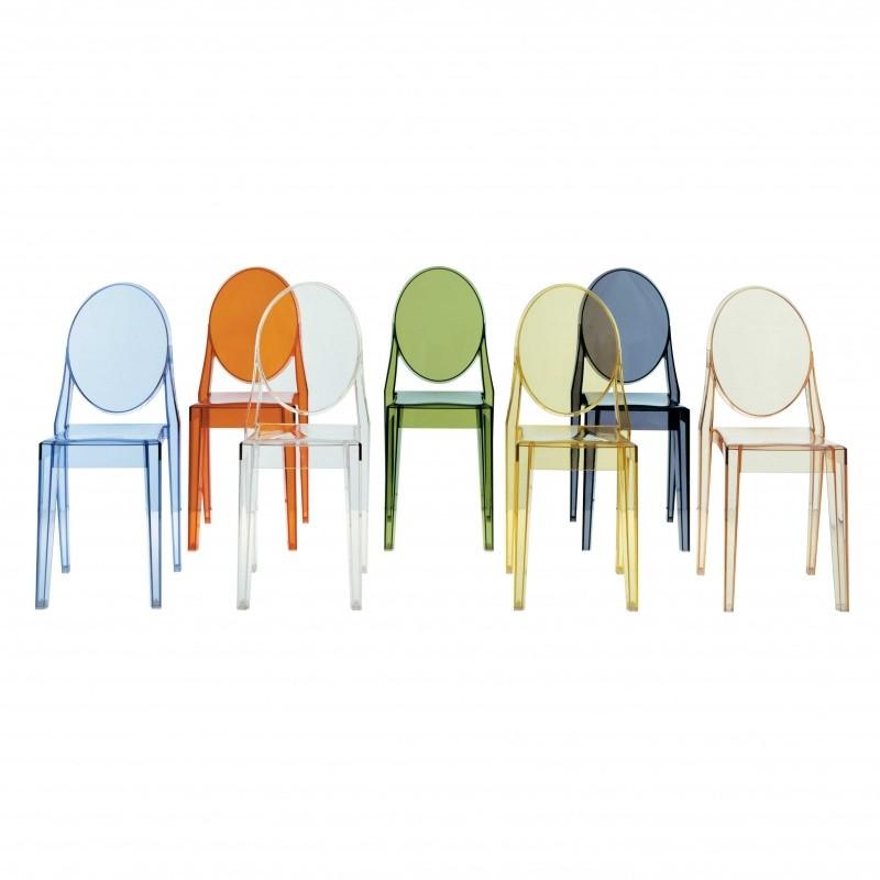 victoria ghost stuhl kartell. Black Bedroom Furniture Sets. Home Design Ideas