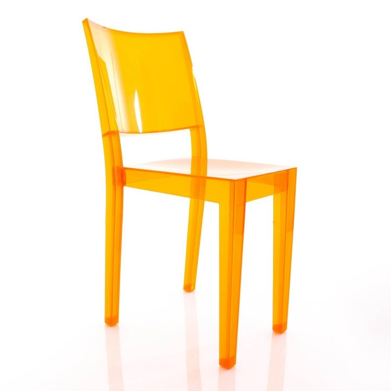 La marie chaise kartell - Chaise kartell transparente ...
