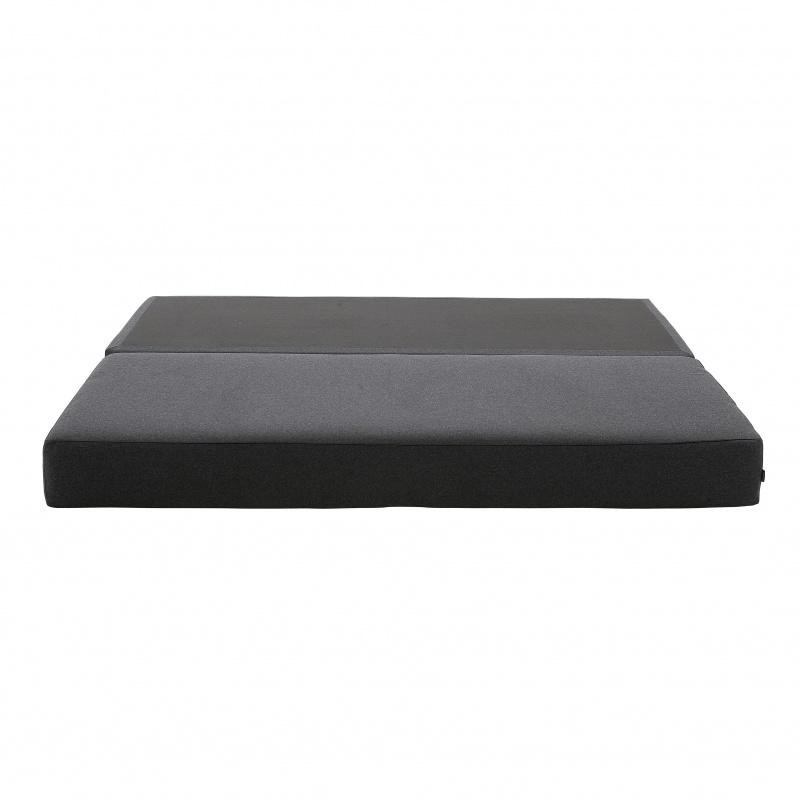 Lubi canap lit matelas en mousse froid softline for Canape lit en mousse