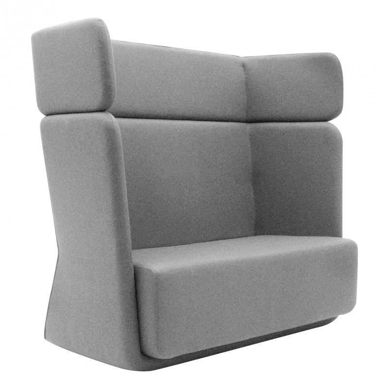 basket sofa softline. Black Bedroom Furniture Sets. Home Design Ideas