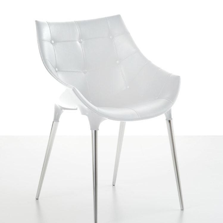 Passion chaise fauteuil cassina for Interieur de la bouche blanche