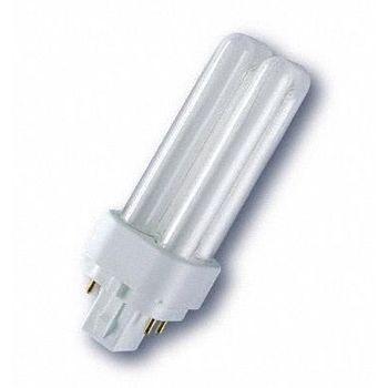 QualityLight - FLUO G24q-1 Kompakt 13W - opal/Glas/Energieeffizienzklasse a/Gewichteter Energieverbrauch 13 kW/1000 h