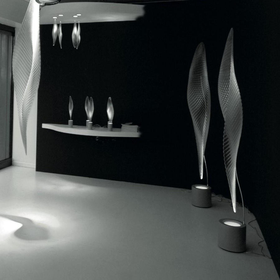 Cosmic Leaf Terra Floor Lamp Artemide Ambientedirect Com