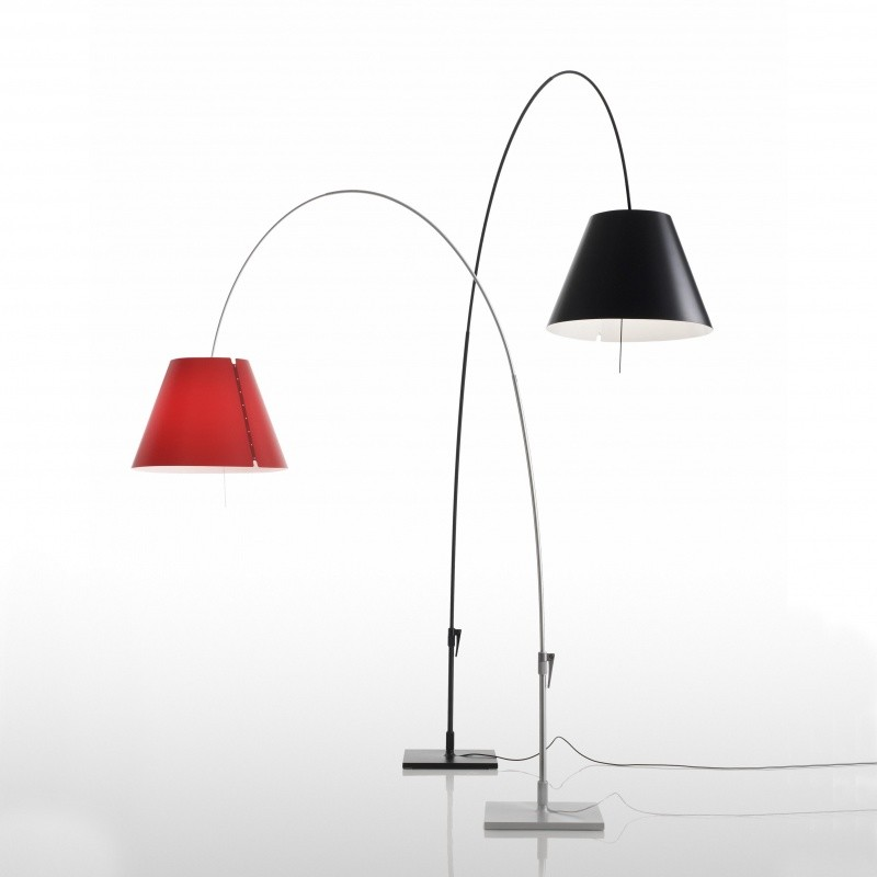 Lady Costanza Lampadaire Luceplan Ambientedirect Com