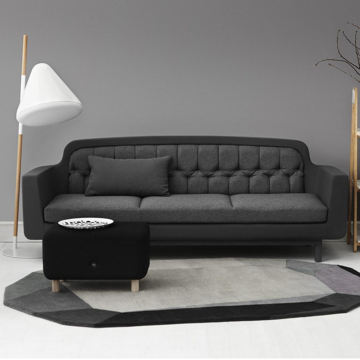 onkel sofa 3 seater normann copenhagen. Black Bedroom Furniture Sets. Home Design Ideas