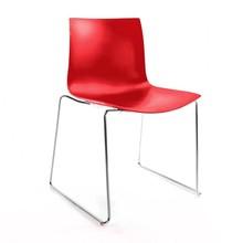 Arper - Catifa 46 0278 Stuhl mit Kufe einfarbig
