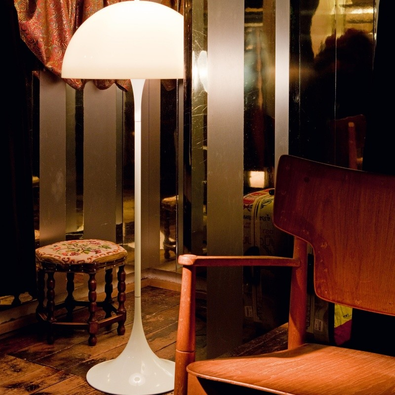 Panthella Floor Lamp Louis Poulsen Ambientedirect Com