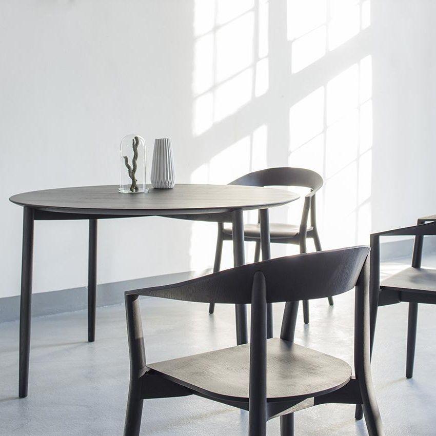 mito tisch rund conmoto. Black Bedroom Furniture Sets. Home Design Ideas
